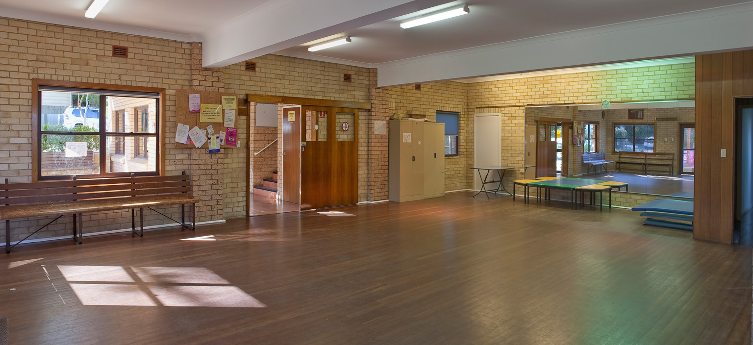 North Balgowlah Community Centre Lower Hall Northern