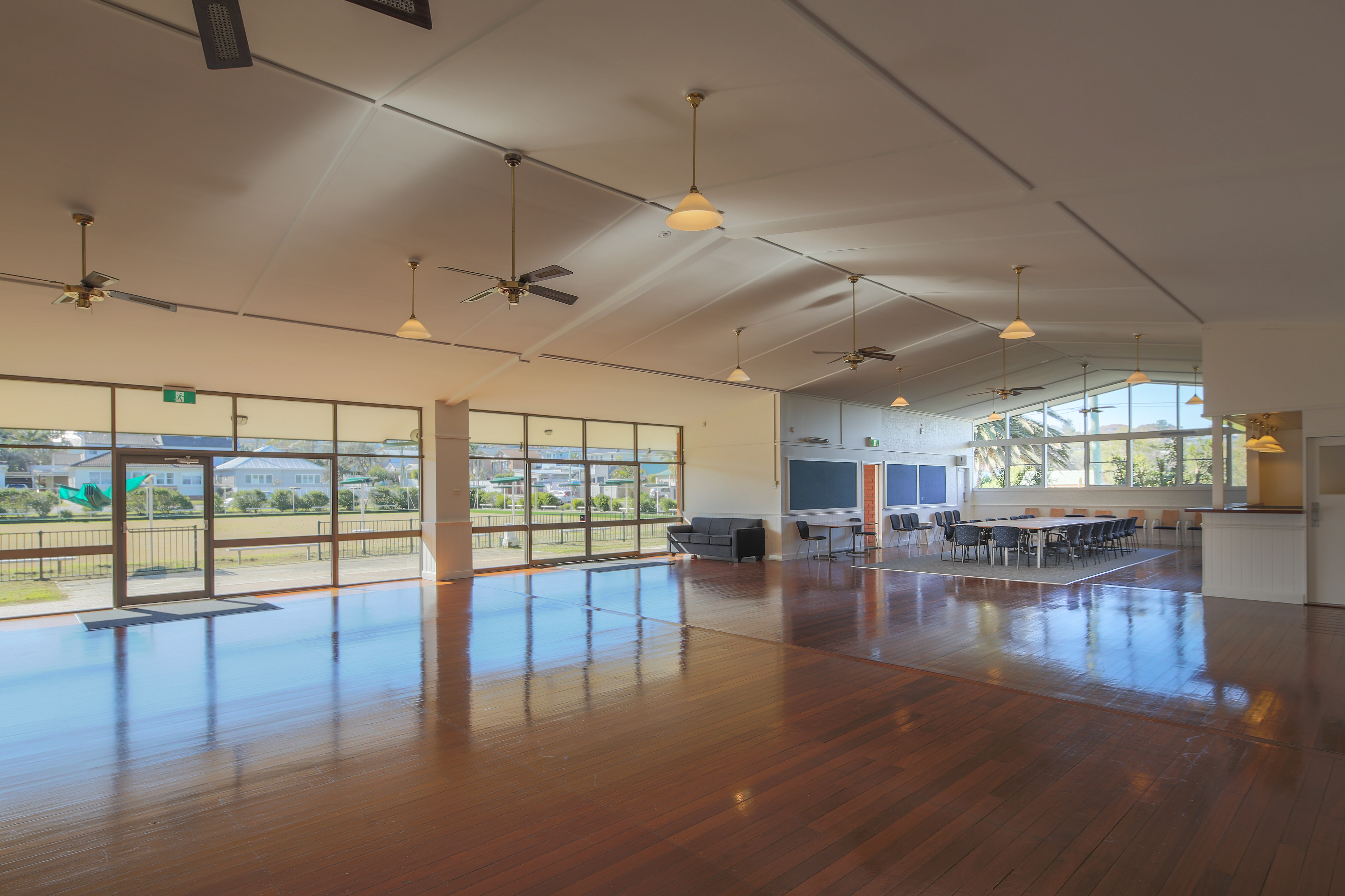 North Curl Curl Community Centre Function Hall Northern