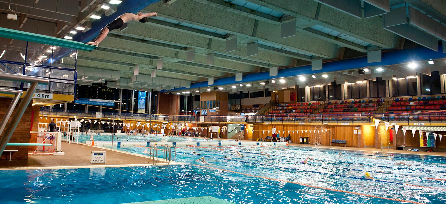 Warringah Aquatic Centre Northern Beaches Council