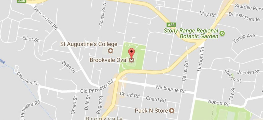 Map of Spotlight on Brookvale - Networking Lunch and Update