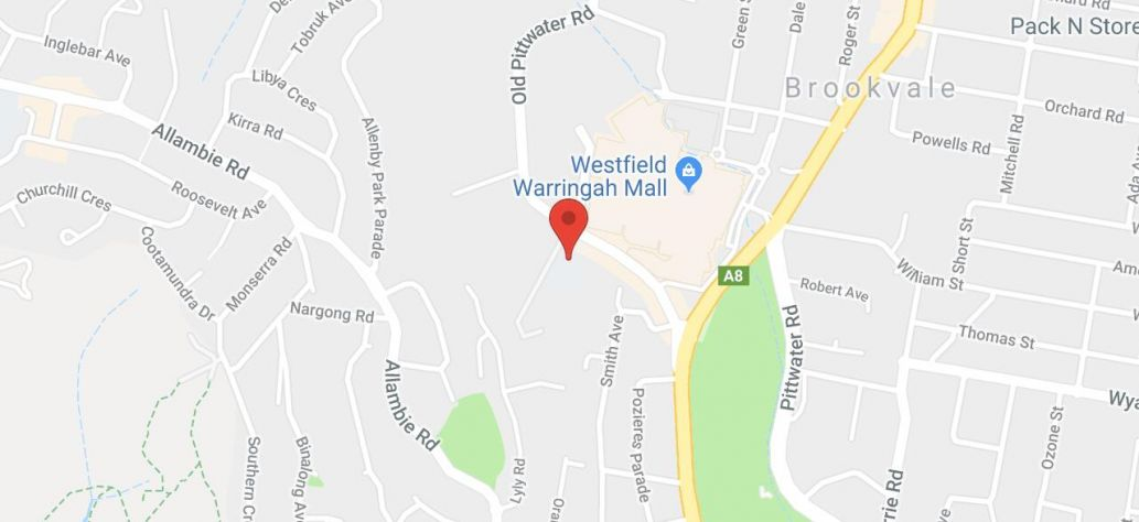 Map of TAFE NSW Open Day - Northern Beaches Campus