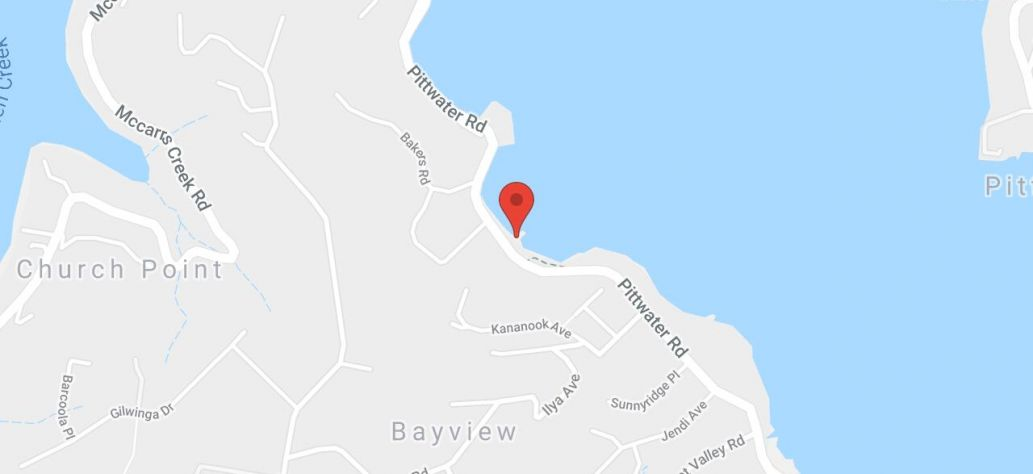 Map of BYRA Open Day - Try Sailing