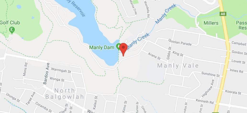 Manly Dam | Northern Beaches Council