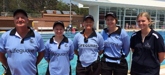 Northern Beaches Pool Lifeguards