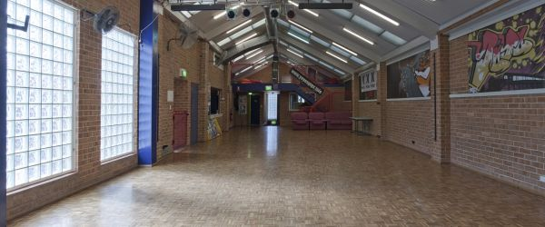 YOYO's - Forest Youth Centre Hall