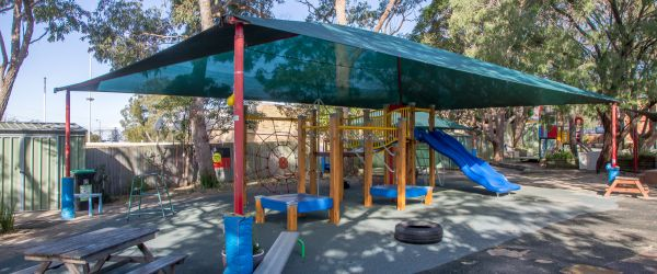 Harbord Literary Institute Playground