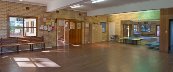 North Balgowlah Community Centre Lower Hall