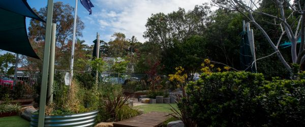 North Narrabeen Community & Tennis Centre Garden