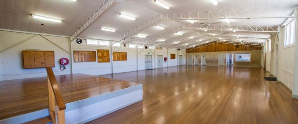 Ted Blackwood Youth and Community Centre Main Hall