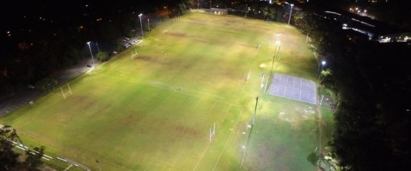 Sportsground lighting