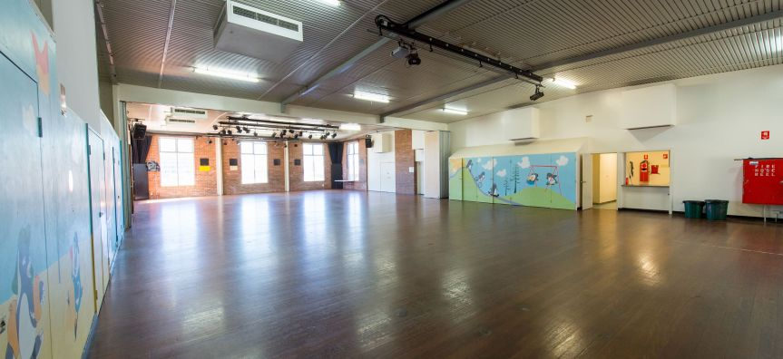 Manly Youth Centre Hall