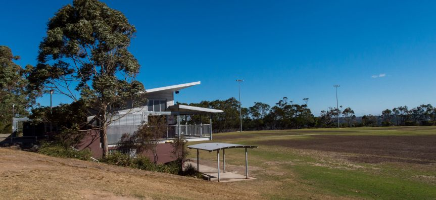Seaforth Oval Building