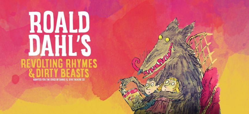 Roald Dahl's Revolting Rhymes & Dirty Beasts Key Image