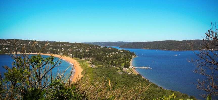 View from Barrenjoey Head