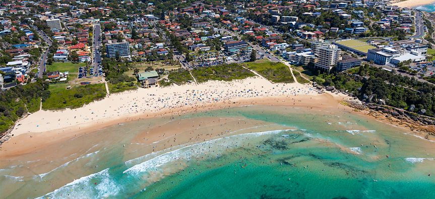Northern Beaches Aerial