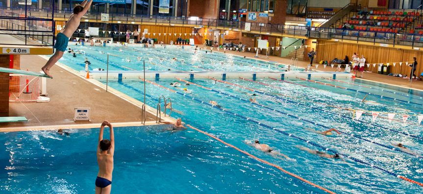 Warringah Aquatic Centre 50 metre pool