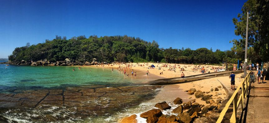 Manly Shelly Beach Cafe