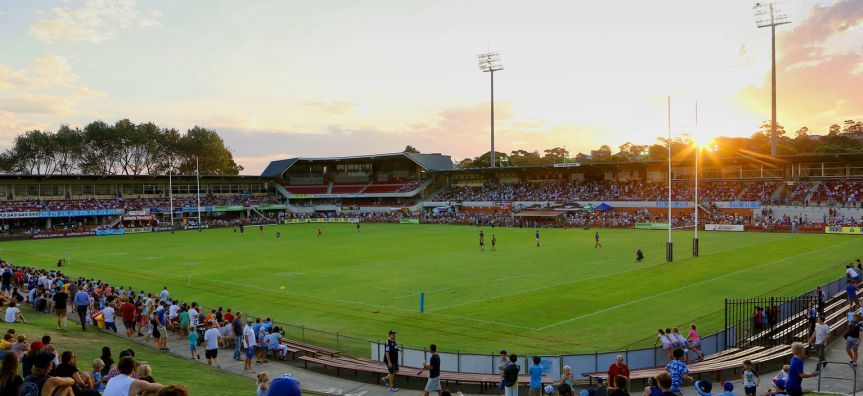 Brookvale Oval And Park Northern Beaches Council