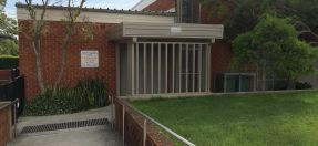 Front View of the Collaroy Plateau Youth & Community Centre