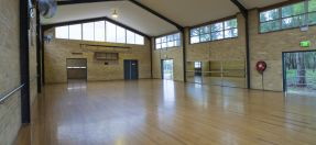 Forestville Youth Centre Hall