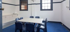 Harbord Literary Institute Meeting Room