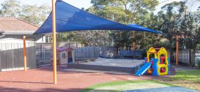 North Balgowlah playground