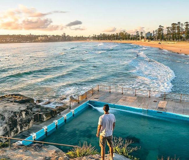 We don't mean to boast but... MANLY BEACH HAS BEEN NAMED THE BEST BEACH IN AUSTRALIA! So here's some Manly appreciation. 🍾🎉🎊 Pics by: @wayfarewanderers @urbanlifeshots @surfandearth @harrybates @piershaskardphoto