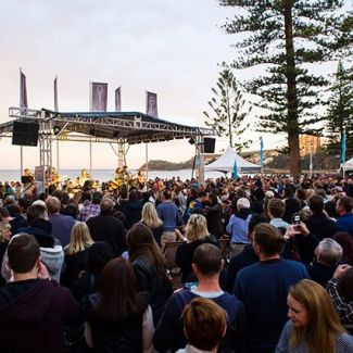 Coming to #TasteofManly for its music? Manly will be coming alive with live music across 6 different stages (yes, we've even added two extra stages!)