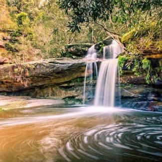 Well.. here's an absolutely stunning shot of Irrawong Waterfall! Thanks to @deancunningham68