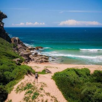 Sydney's most northerly suburb, Palm Beach, is a great place to visit at any time of the year. 💙 @ronnie_sparke