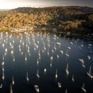 The Pittwater was named after William Pitt the Younger, the then Prime Minister of Great Britain! #Interestingstuff Pic by: @asdphotos