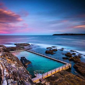 Hope you're having a magical weekend Northern Beaches! By: @dunleaveyphotography