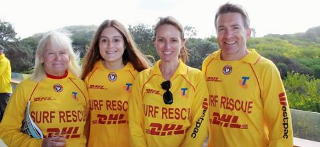 Avalon Beach Surf Rescue Volunteers