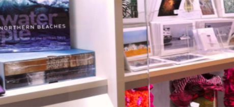 Manly Art Gallery and Museum Art Shop