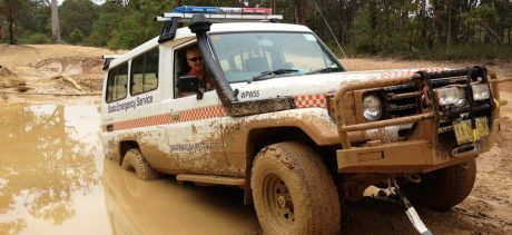 ses vehicle-in mud