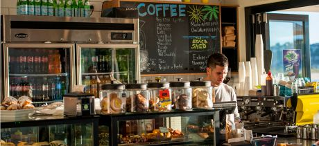 The Beach Shed Coffee Shop Dee Why