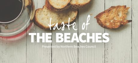 Taste of the Beaches logo