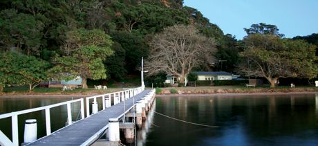 Currawong Jetty