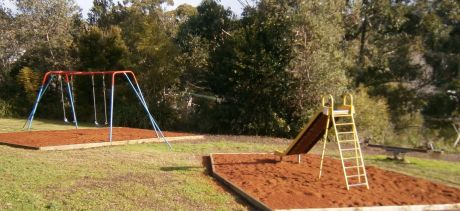 Brown Street Reserve Playground
