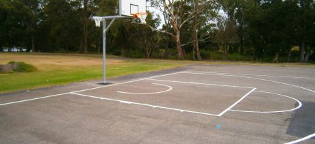 Nolan Reserve Basketball Court