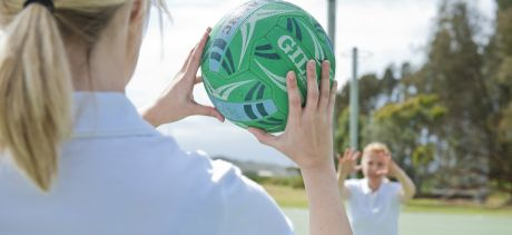 Avalon Beach Reserve Netball